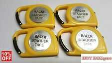 TIRE STAGGER TAPES 4 PACK 10'