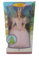 Collectable THE WIZARD OF OZ Barbie GLINDA Good Witch 2006 Mattel Pink Label NIB