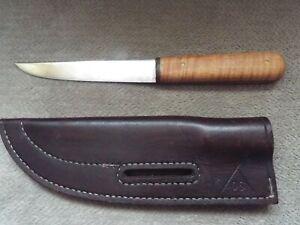 vintage fixed blade knifes.
