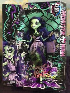 MONSTER HIGH Mattel * New in Box Doll /  Figure - Amanita Nightshade