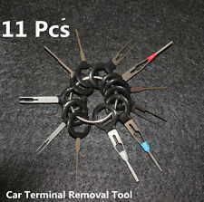 Car Terminal Remove Tool Kit Wiring Crimp Connector Pin Release Extractor Puller