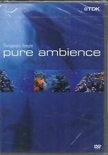 PURE AMBIENCE - THERAPEUTIC TEMPLE - DVD (NUOVO SIGILLATO)