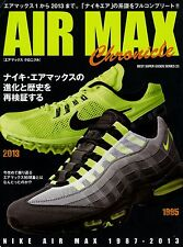 NIKE Air Max Chronicle Book 1 90 95 97F 360 Trial Nomo Running Waffle Oregon