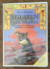 Redwall Martin the Warrior Audio Cassette Jacques Full Cast Dramatized Audiobook