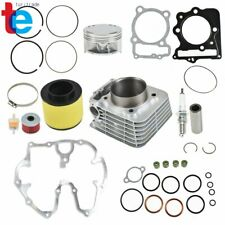 Big Bore Cylinder Piston Rings Top End Kit For 1999-2008 Honda Trx400ex