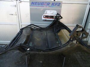 BMW E30 Cabrio Dachgestänge manuell / nicht elektrisch (3)