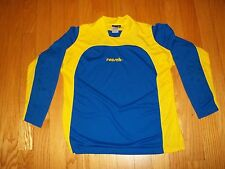 Reusch Soccer Performance royal canary Adult Large