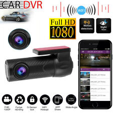 1080P Hidden Wifi Car DVR Auto Camera Video Recorder Dash Cam G-Sensor Camcorder