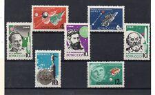 Rusia Espacio Misiones Espaciales serie año 1964 (DR-277)