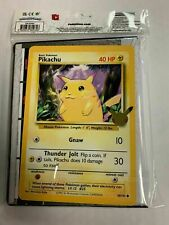 Pokemon: 25th Anniversary First Partner Collector's Binder SEALED ships today