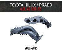 Headers / Extractors for Toyota Hilux & Prado (2009-2015) 4.0L 1GR-FE Motor