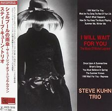 I Will Wait for You: The Music of Michel Legrand Steve Kuhn CD