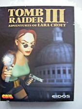 Tomb Raider 3 (PC: Windows, 1998) - European Version - Big Box Edition