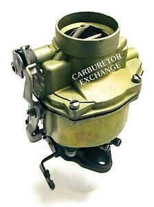 1950~1959 Chevy & GMC Remanufactured Rochester 1 barrel Carburetor 235 Eng