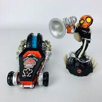Skylanders Superchargers Frightful Fiesta Halloween Edition & Crypt Crusher