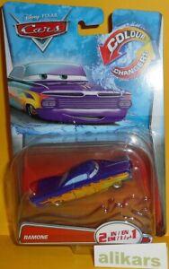 COLOUR Changers RAMONE - Purple Radiator Springs Disney Pixar Cars water toy