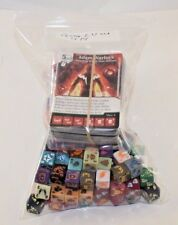 Marvel Dice Masters Guardians of the Galaxy UNCOMMONS CU SET Lot + 4 DICE/CARD