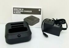 Motorola Minitor Vi (6) Charger & Cord Only #Rln6505 Fire Dept New in Box