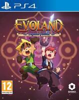 Evoland 1 & 2 Legendary Edition - Playstation 4 [PS4 Region Free] NEW