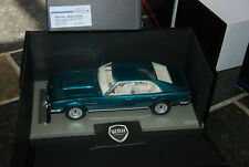 ASTON MARTIN LAGONDA SALOON 1974 green Tecno 1/18 SEE INFO IN BOX
