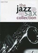 The Jazz Sax Collection: (Tenor or Soprano Saxophone) by Ned Bennett | Paperback