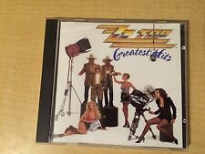 Greatest Hits by ZZ Top (CD, Mar-1992, Warner Bros.) VG to VG+++