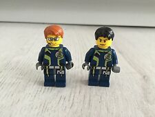 LEGO AGENTS AGENT CHASE & AGENT FUSE MINIFIGURE