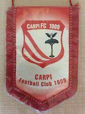 GAGLIARDETTO UFFICIALE CALCIO CARPI F.C. FOOTBALL CLUB 1909