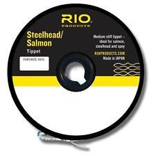 Rio Steelhead/Salmon Tippet, 8lb, New on Spool, 30 yards