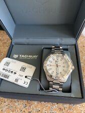 TAG Heuer Aquaracer White Men's Watch - WAY2013.BA0927
