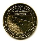 33 LA TESTE-DE-BUCH La dune du Pyla, 2004, Monnaie de Paris