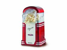 Ariete 2954 Popcorn Popper Party Time Macchina per Pop-Corn- Rossa/Argenta