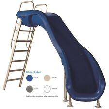 S.R. Smith 6102095812 Rogue 2 Pool Slide Right Curve - White