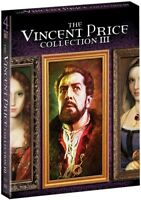 The Vincent Price Collection: Volume 3 [New Blu-ray] Boxed Set, Widescreen