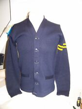 VTG 1940s CARDIGAN  SPALDING LETTERMAN SWEATER. BEAUTIFUL CONDITION!!!!!