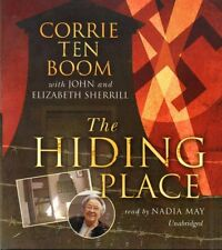 The Hiding Place, Audiobook, Unabridged, Corrie Ten Boom, 7 CDs, New & Sealed