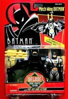 """Batman the Animated Series Deluxe Mech-Wing Batman 5"""" Action Figure (1993 Kenner"""