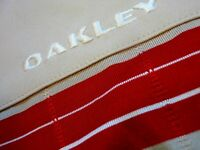 OAKLEY POLO Casual PULLOVER Shirt TOP Authentic ORIGINAL RARE QUALITY MENS L