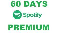 Spotify Premium | 60 DAYS | 2 MONTHS | Worldwide | 5 min delivery | Warranty