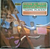 "Herb Alpert and the Tijuana brass Going Places 12"" Vinyl LP Album Record"