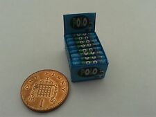 1/12 Scale - Box of Polos spearmint Sweets for Dollshouse Miniatures
