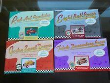 Hallmark Kiddie Car Classics Winner's Circle Collector's Series: Set of 4 Racers