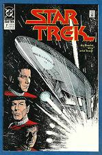 STAR TREK # 7 - 1990 DC - 2nd Series (vf)