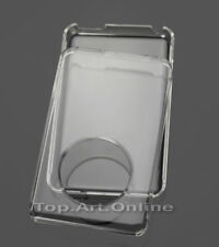 For Apple Ipod Classic 80GB Clear Crystal Hard Case Protector Front Back Cover