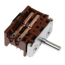 Belling Horno Top Ventilador grill interruptor Selector 316wh 317an 317gr 317si