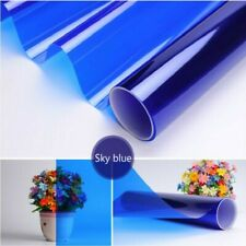 Self Adhesive Window Film Heat DIY Sunblock Glass Sticker Reflective Home Decor