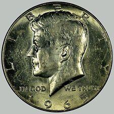 1965 50C Kennedy Half Dollar