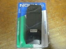Nokia Leather Pouch Phone Case w/Clip for Nokia 7100 Series Mobile Phones CSL-5