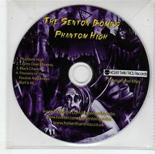 (GN294) The Stenton Bombs, Phantom High - DJ CD