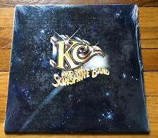 KC and the Sunshine Band Who Do You... Out of Print vinyl LP record '78 (SEALED)